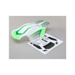 Losi karosérie bílá/zelená: Tenacity T - 1