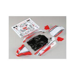 Losi karosérie červená: Tenacity DB - 1