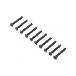 Losi šroub Button Head M4x30mm (10) - 1