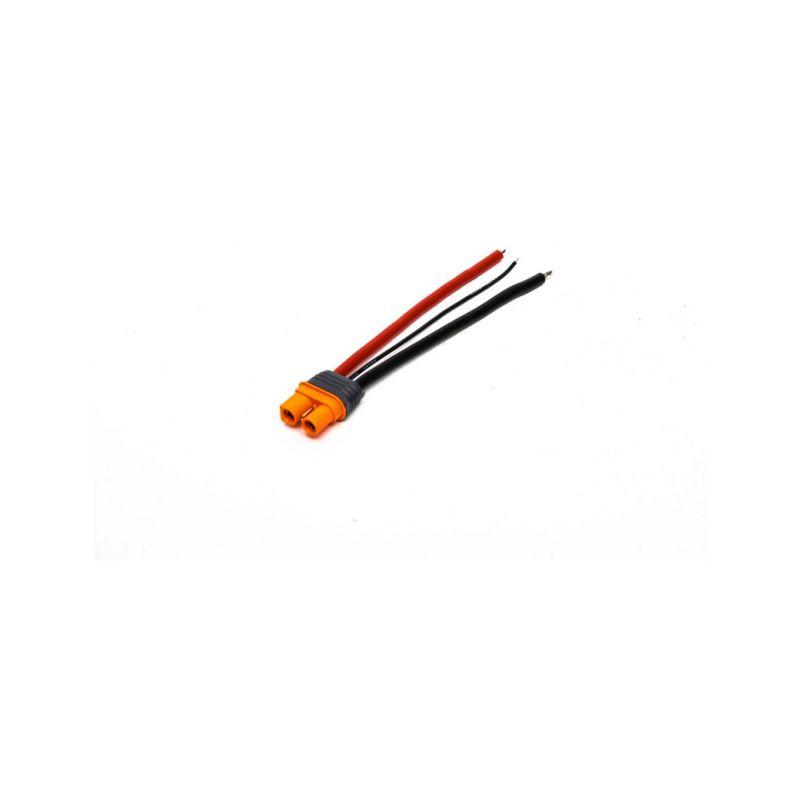 Spektrum konektor IC3 baterie s kabelem 10cm 13AWG - 1