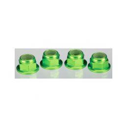 Traxxas matice M4 samojistná s límcem zelená (4) - 1