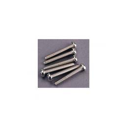 Traxxas šroub křížový M3x20mm půlkulatá hlava zink. (6) - 1