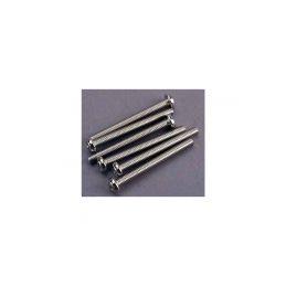 Traxxas šroub křížový M3x30mm půlkulatá hlava zink. (6) - 1