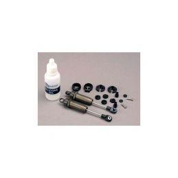 Traxxas tlumiče long hliník/PTFE (2) - 1
