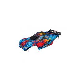 Traxxas karosérie červená: Rustler 4x4 VXL - 1