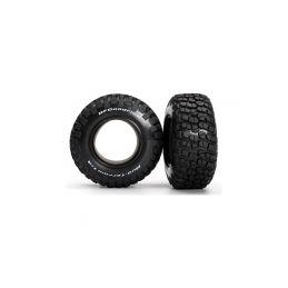 "Traxxas pneu 2.2/3.0"" BFGoodrich Mud-Terrain T/A KM2 S1, vložka (2) - 1"