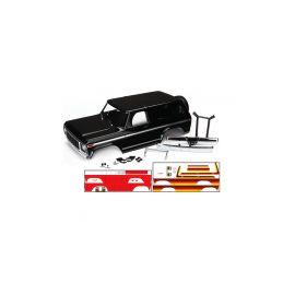 Traxxas karosérie Ford Bronco černá: TRX-4 - 1