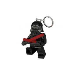 LEGO svítící klíčenka - Star Wars Kylo Ren s mečem - 1