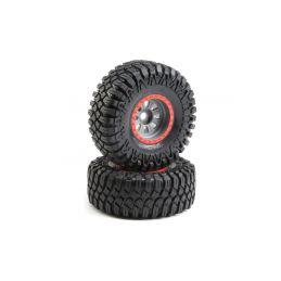Losi kolo s pneu Maxxis Creepy Crawler LT (2): Super Rock Rey - 1