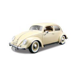 Bburago Volkswagen Käfer-Beetle 1955 1:18 krémová - 1