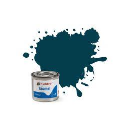 Humbrol emailová barva #230 PRU modrá matná 14ml - 1