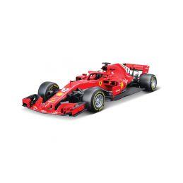 Bburago Ferrari SF71-H 1:18 #7 Raikkonen - 1