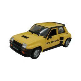 Bburago Renault 5 Turbo 1:24 žlutá - 1