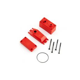 Arrma krabička serva kov, červená - 1