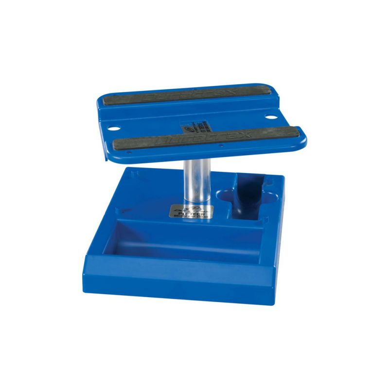 Duratrax stojánek na auto Pit Tech Deluxe modrý - 1
