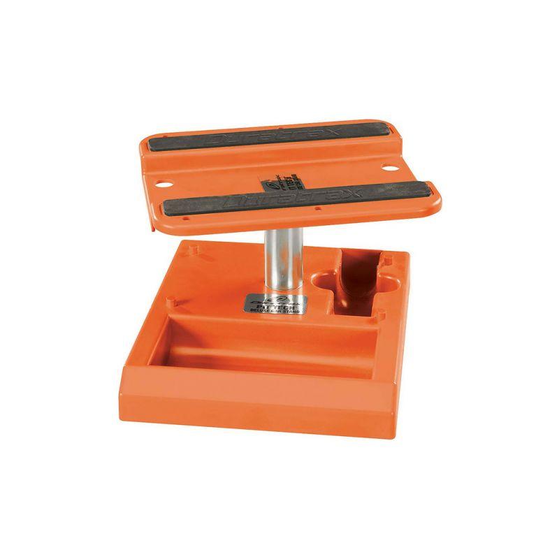 Duratrax stojánek na auto Pit Tech Deluxe oranžový - 1