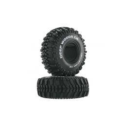 "Duratrax pneu 1.9"" Deep Woods CR C3 (2) - 1"