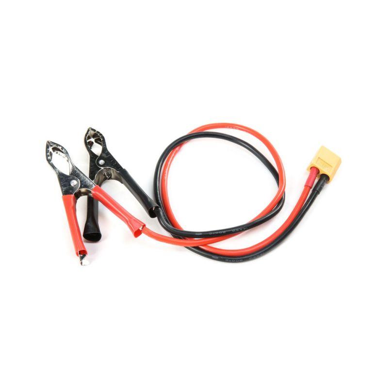 Napájecí DC kabel s krokodýlky - XT60 - 1