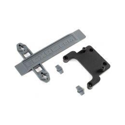 ECX držák regulátoru, páska baterie: Axe - 1