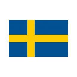 ROMARIN Vlajka Švédsko 25x40mm / 15x30mm - 1