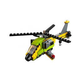 LEGO Creator - Dobrodružství s helikoptérou - 1