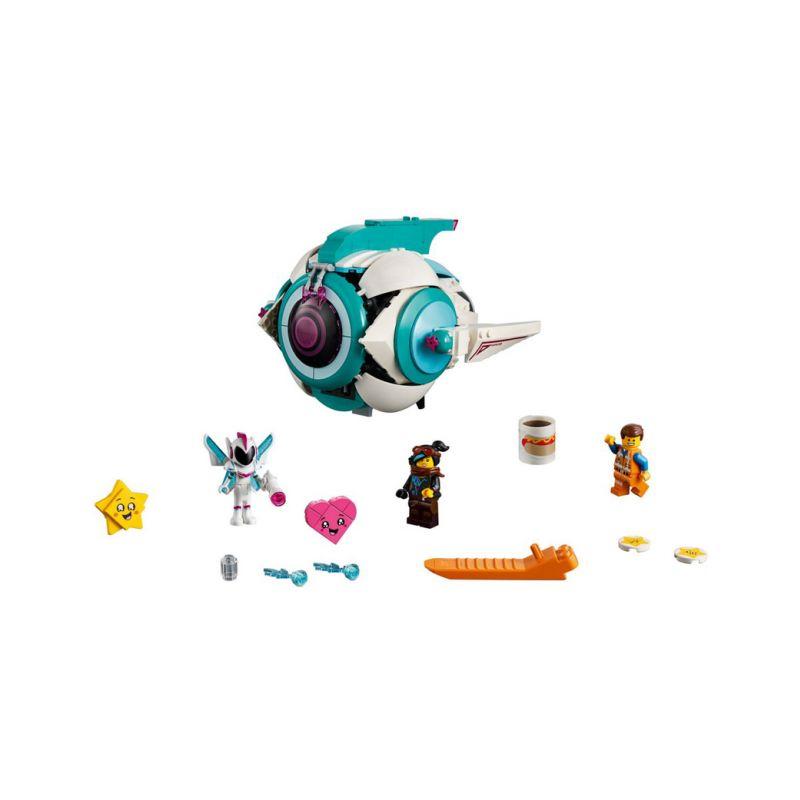 LEGO Movie - Kosmická loď Systargenerálky Mely - 1