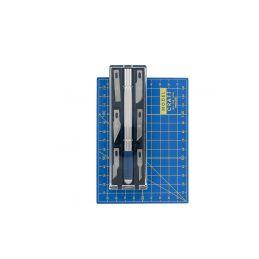 Modelcraft řezací nůž s podložkou A6 - 1