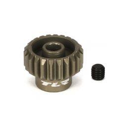 TLR pastorek 22T 48DP 3.17mm hliník - 1
