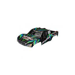 Traxxas karosérie zelená: Slash 4X4 - 1