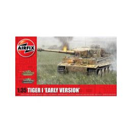 Airfix Tiger-1, Early Version (1:35) - 1