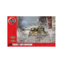 Airfix Tiger-1 Late Version (1:35) - 1