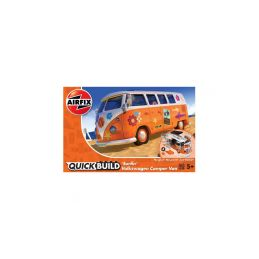 Airfix Quick Build Volkswagen Camper Surfin - 1