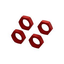 Arrma matice kola 24mm, červená (4) - 1