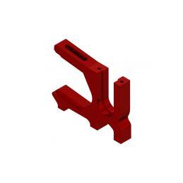 Arrma motorové lože posuvné, červené - 1
