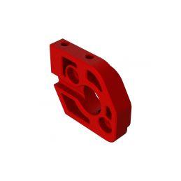 Arrma deska motoru hlilník, červená - 1