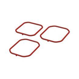 Arrma těsnění převodovky, silikon (3) - 1