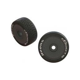 Arrma kolo s pneu DBoots Hoons 42/100 2.9 páskované (2) - 1