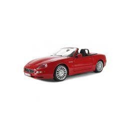 Bburago Maserati GT Spyder 1:18 červená - 1