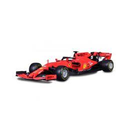 Bburago Ferrari SF90 1:18 #5 Vettel - 1