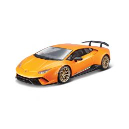 Bburago Lamborghini Huracan Performante 1:24 oranžová - 1