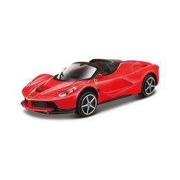 Bburago Ferrari LaFerrari Aperta 1:43 červená - 1