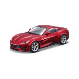 Bburago Signature Ferrari Portofino 1:43 červená - 1