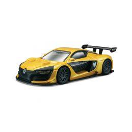 Bburago Renault Sport R.S. 01 1:43 žlutá metalická - 1