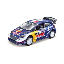Bburago Ford Fiesta WRC 1:32 Sébastien Ogier - 1
