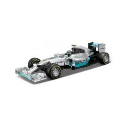 Bburago Mercedes F1 W05 hybrid 1:32 Rosberg - 1