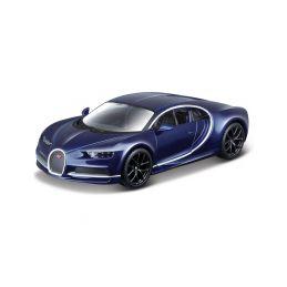 Bburago Plus Bugatti Chiron 1:32 modrá - 1