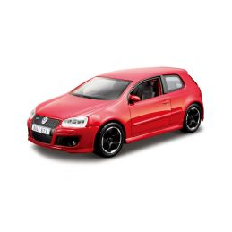 Bburago Volkswagen Golf V GTI 1:32 červená - 1