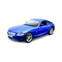 Bburago BMW Z4 M Coupe 1:32 modrá metalíza - 1