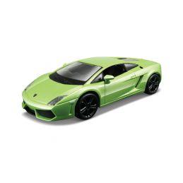 Bburago Lamborghini Gallardo LP 560-4 1:32 zelená metalíza - 1