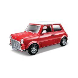 Bburago Mini Cooper 1969 1:32 červená - 1